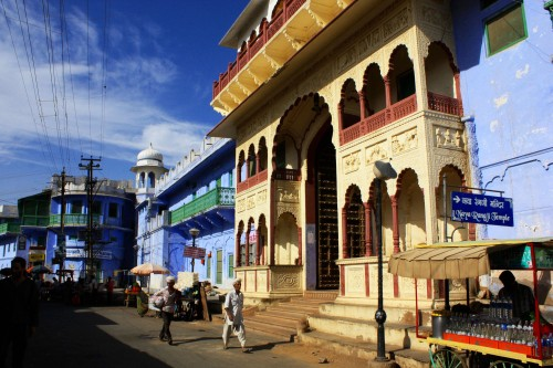 Pushkar street