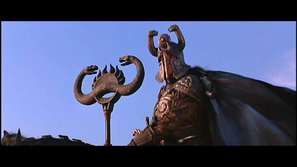 Thulsa Doom : Tragicocomedia