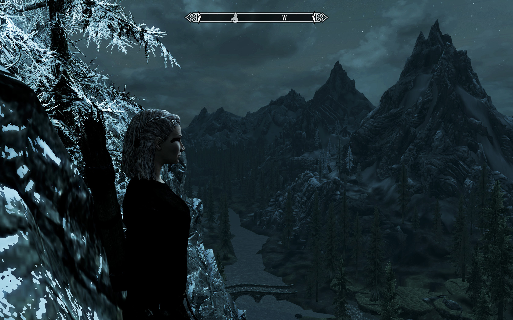 how to change view in skyrim xbox 360
