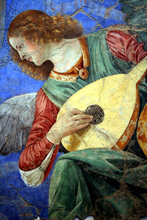 Vatican museum, apologies, forget the attribution, but suspect Raffaele