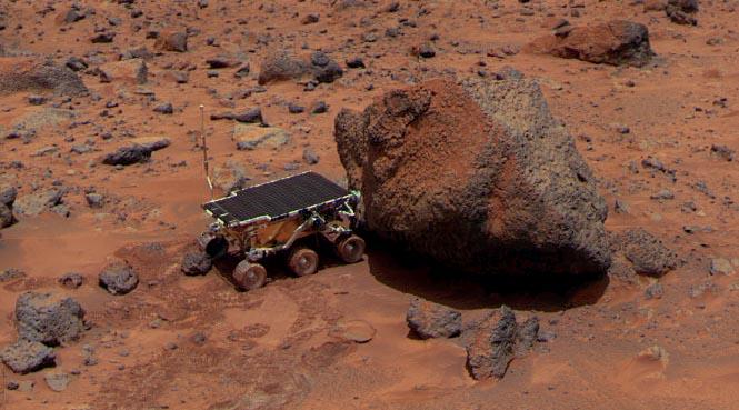 mars rover spirit mission - photo #25