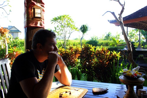 Breakfast at Ubud