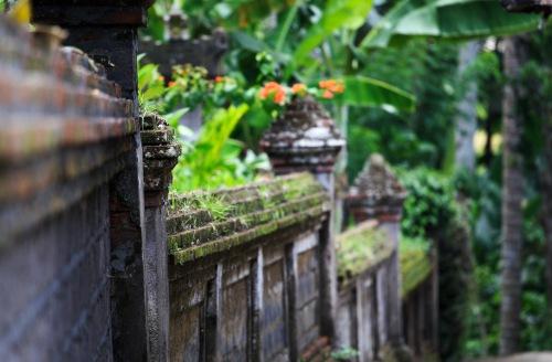 Balinese lane