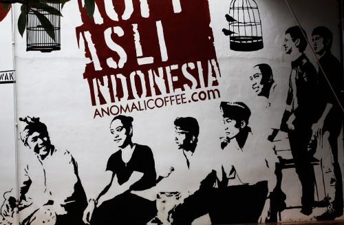 Bali Kopi, Ubud