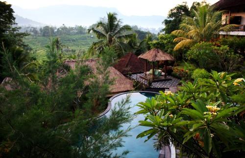 Sidemen hotel view