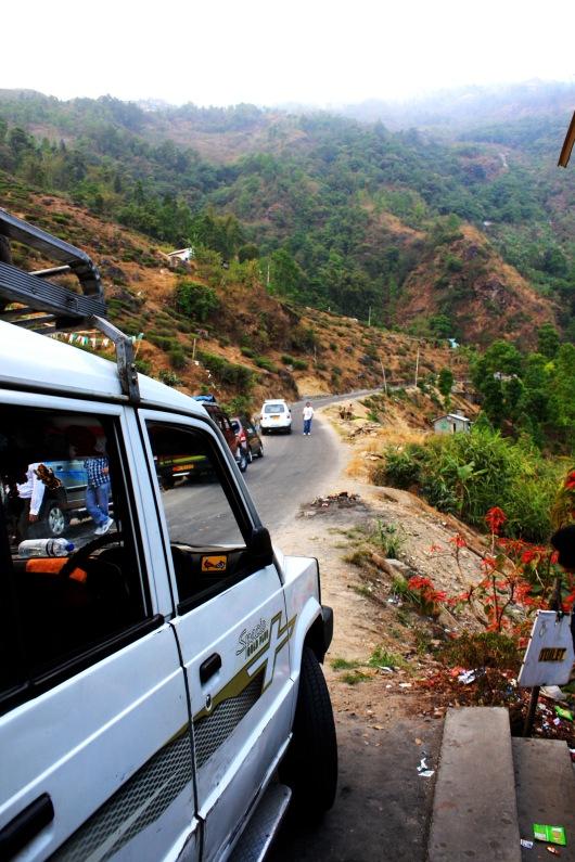Jeep to the Darj, April 2010