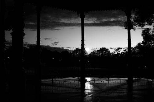 Wet Pavilion, Camperdown