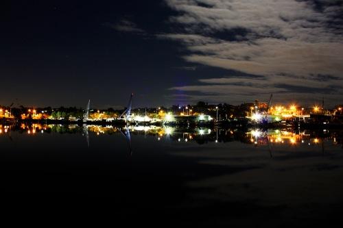 Glebe, Rozelle Bay