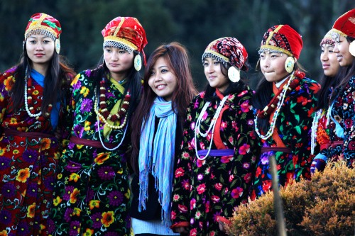 Traditional outfits