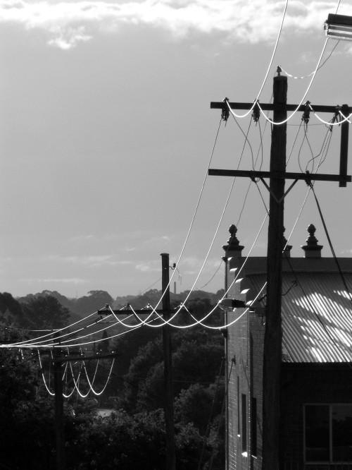 Leichhardt wires