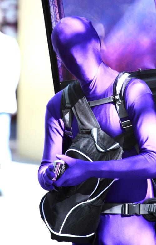 1058 Purple dude