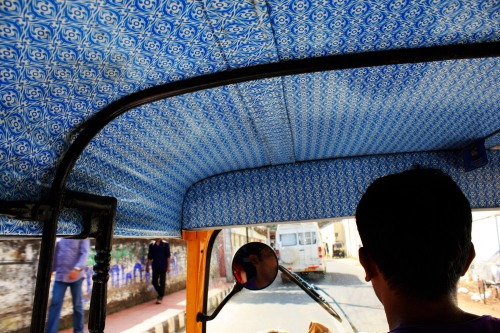 0304 Pretty autorickshaw