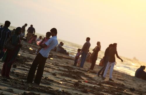 0396 Fort Kochi beach