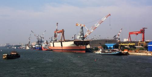 Kochi, port