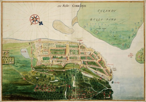 Dutch Kochi 1665