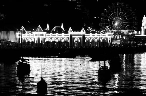 1510 Luna Park, Sydney Harbour