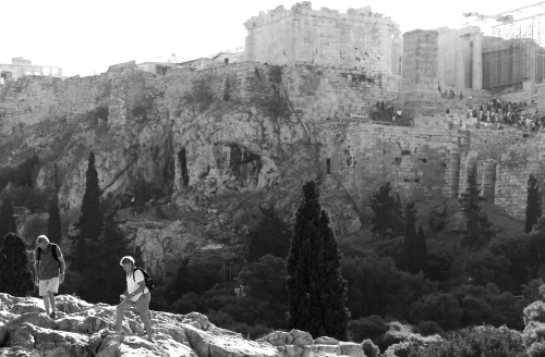 3914 Acropolis from the Areopagus