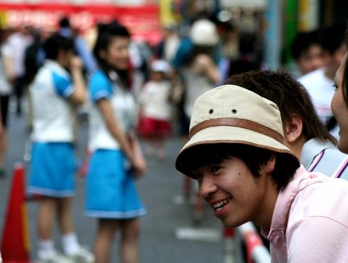 Tokyo, May 2006