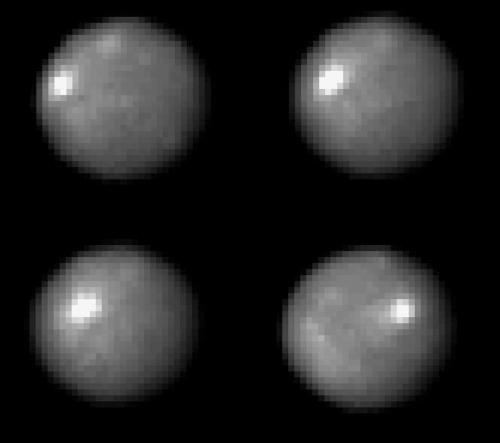 Ceres Rotation