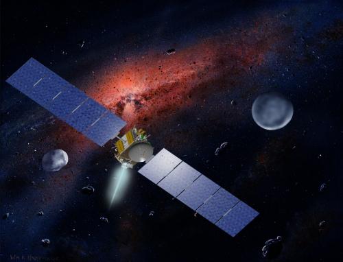 Dawn, NASA