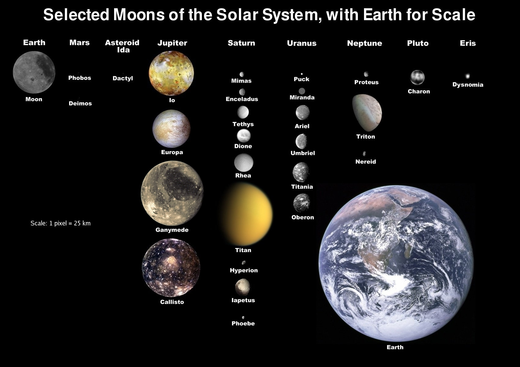 Dwarf Planets | Tragicocomedia
