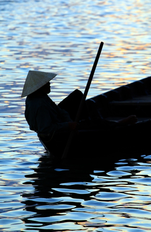 Hoi An, Vietnam, June 29, 2009