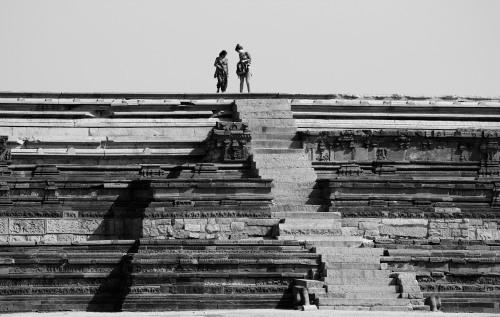 3352 Temple platform Hampi