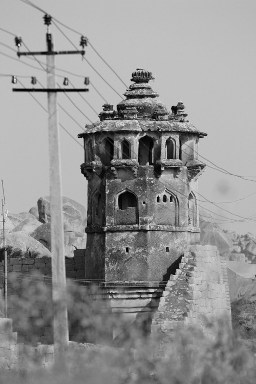 3634 Islamic quarter, Hampi