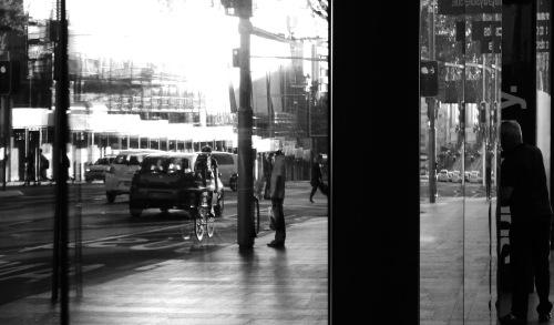 8389 Broadway scene