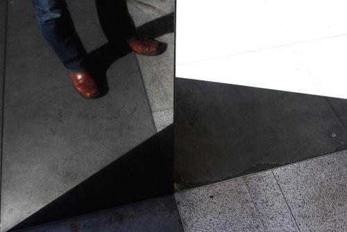 4674 Shoes selfie
