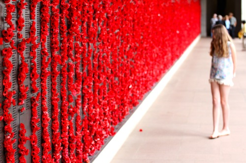 5689 Wall of remembrance