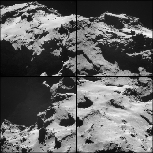Comet_on_15_October_NavCam
