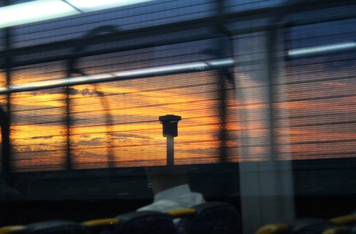 7531 Train window