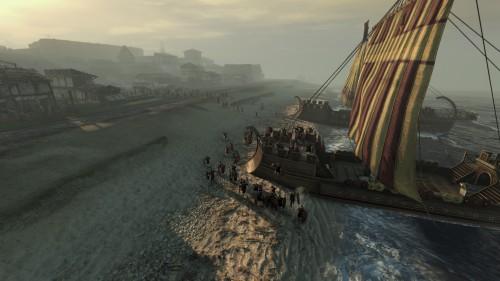 Coastal assault