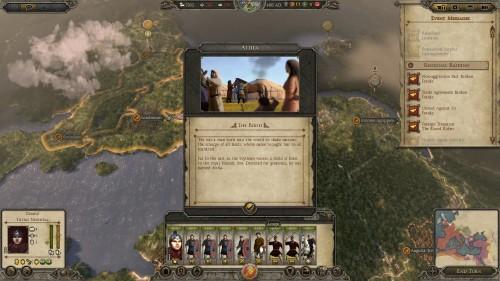 Birth of Attila