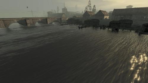 Key river crossing