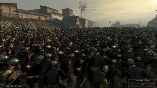A monstrous battle for a city