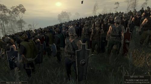 Barbarians at dawn