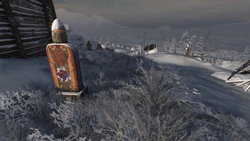 Snow in Attila is divine