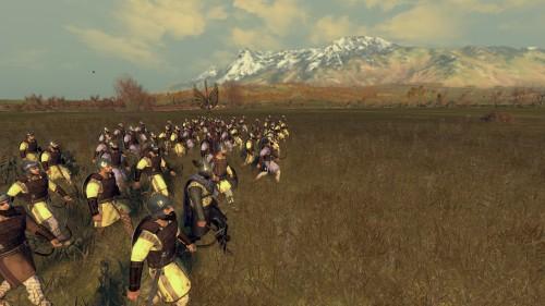 Eastern mercenary archers