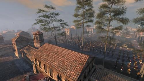 East Roman city
