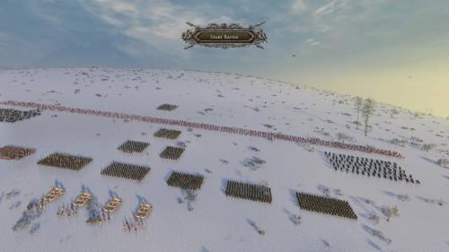 An unconventional battle array