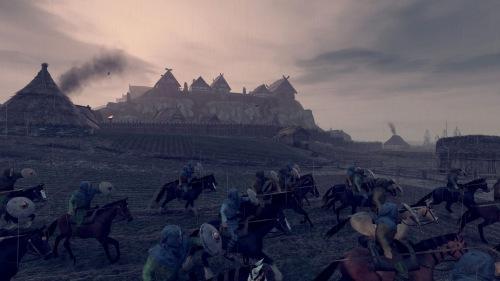 Dawn battle