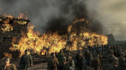Dynamic fire - cities will burn