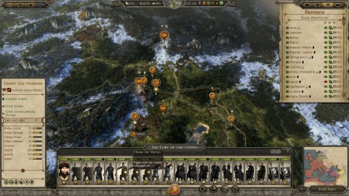 Chosen Uar Warriors - Not one single dump stat on these mothers