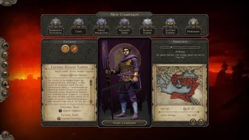 Choose your faction - Arcadius